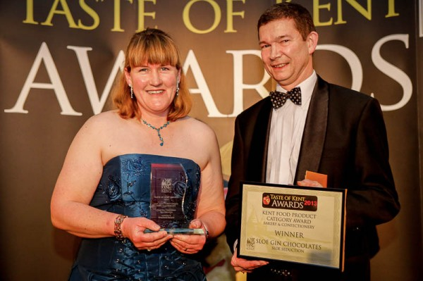 Produced in Kent - Taste of Kent Awards 2013 - Winner