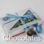 Sloe Gin chocolates