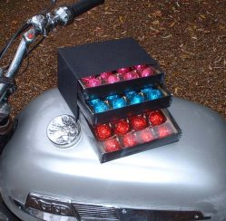 Gift Box of 3 Drawers of Chocolates
