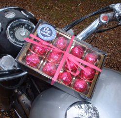 Pink Gin Truffles Box of 12